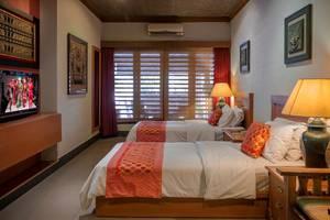 Dhanesvara Homestay Surabaya - Kamar Deluxe
