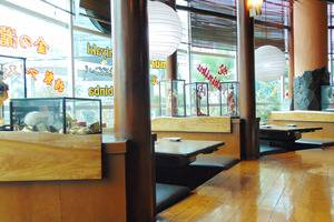 Smart Hotel Jakarta - Restoran Jepang Kin No Taki