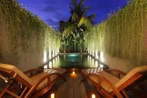 The Oasis Lagoon Sanur - Kolam Renang Cabana