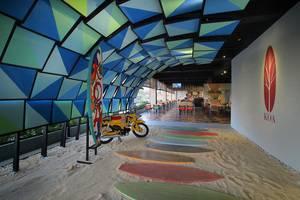 Koa D Surfer Hotel Bali - Area Lobby
