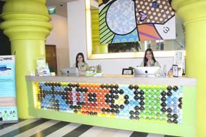 MaxOne Hotel Sabang - Lobby