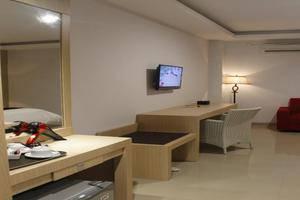 John Hotel Kupang - Kamar tamu