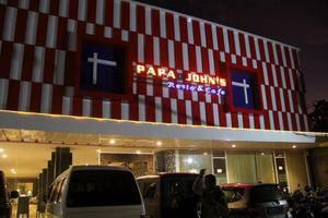 John Hotel Kupang - bangunan