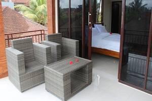 Ayu Bungalow 2 Ubud Bali - Ruang tamu