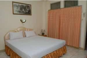 Hotel Bintang Padang - Kamar type Bintang double