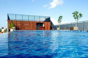 Zest Hotel Legian - Kolam Renang