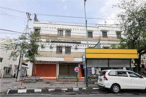 Hotel KU Yogyakarta - Tampilan Jalan