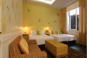 The Peak Home Boutique Hotel Bandung - Ruang tamu