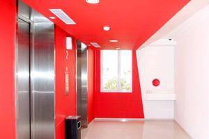 Zuri Express Palembang - Lift