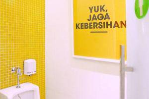 Zuri Express Palembang - Rest Room
