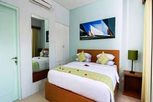 Apple Suite Apartment   - Kamar tamu