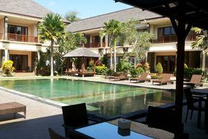 Vidi Vacation Club Bali - Tampak dari Restoran