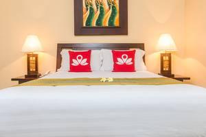 ZEN Premium Legian Benesari 3 Bali - Tampak tempat tidur double