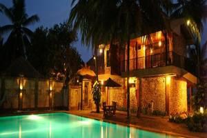 Ketapang Indah Hotel Banyuwangi - Kolam Renang