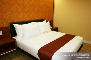 Citihub Hotel Jogja - Diamond King Room Only
