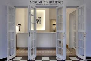 Menumbing  Heritage Hotel Bangka - Pintu masuk