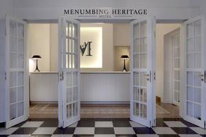 Menumbing  Heritage Hotel Pangkalpinang - Hotel Entrance