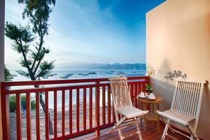 Natya Hotel Gili Trawangan Lombok - Balcon