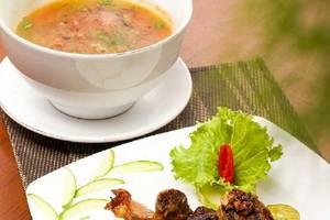 Bahamas Hotel Belitung - Meals