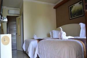 Kabana Hotel Mataram - Kamar tamu