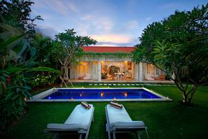 The Lodek Villas Bali - Kolam Renang