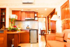 Club Bali Suites Bali - LIVING