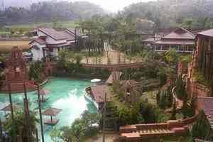Hotel Murah Di Tawangmangu Dengan Kolam Renang
