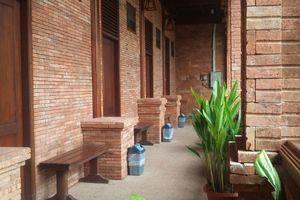 Jawa Dwipa Resort Solo - balkon depan room