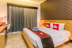 ZenRooms Ubud Penestanan 2 Bali - Tempat Tidur Double