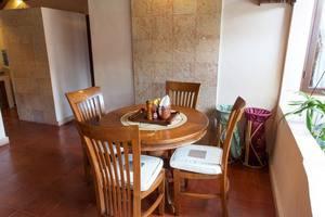 Dyana Villas Bali - One Bedroom Villa - Ruang Makan