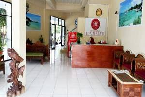 Hotel Lux Melati Belitung - Resepsionis