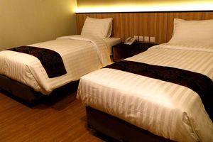 Arnava Mutiara Hotel Belitung Belitung - Kamar tamu
