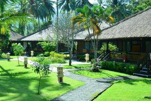 Kila Senggigi Beach Hotel Lombok - Bungalow Pemandangan Laut