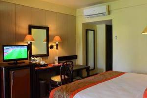 Kila Senggigi Beach Hotel Lombok - Kamar dengan pemandangan laut