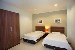 The Studio Inn Nusa Dua - Kamar Tamu