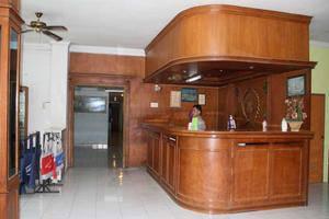 Hotel Huswah Tangerang - Lobi