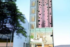 Clay Hotel Jakarta - Tampilan logo