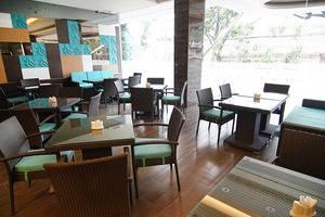 Meize Hotel Bandung - Restoran