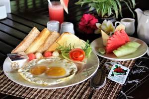 Nibbana Bali Resort Bali - sarapan 3