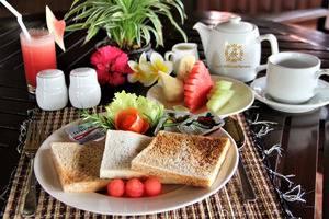 Nibbana Bali Resort Bali - sarapan 4