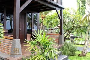 Nibbana Bali Resort Bali - pemandangan cottage