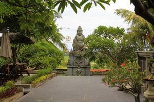 Nibbana Bali Resort Bali - pemandangan