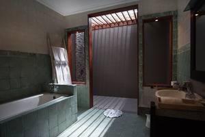 The Tukad Villa Bali - Bathroom