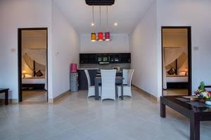 The Tukad Villa Bali - Bedroom