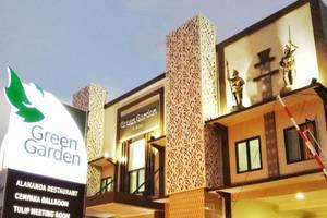 Green Garden Hotel Tuban - pemandangan