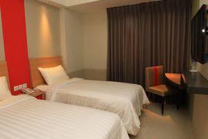 Hom Hotel Semarang - Kamar Superior Tempat Tidur Twin