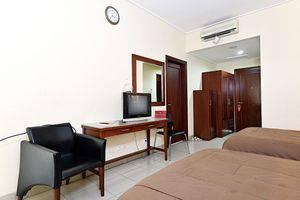 ZenRooms Cipayung KM 71 Bogor - Tempat tidur Twin
