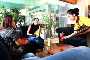 Prasada Mansion Jakarta - Fagiolo Coffee Shop
