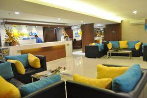 Everyday Smart Hotel Malang - Lobby3