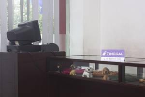 Tinggal Standard Panglima Polim Jakarta - Resepsionis